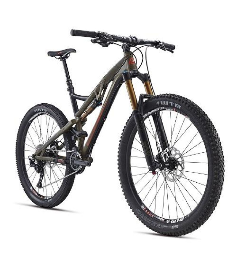 Breezer Repack Team 27.5 Mountain Bike - 2017 Mountain Bikes