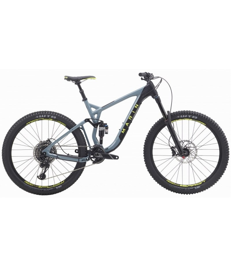 Marin Attack Trail 8 Mountain Bike - 2018 Mountain Bikes