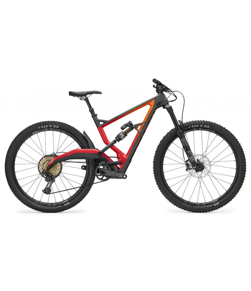 Marin Wolf Ridge Pro Full Suspension 29er Mountain Bike -- 2018 Mountain Bikes