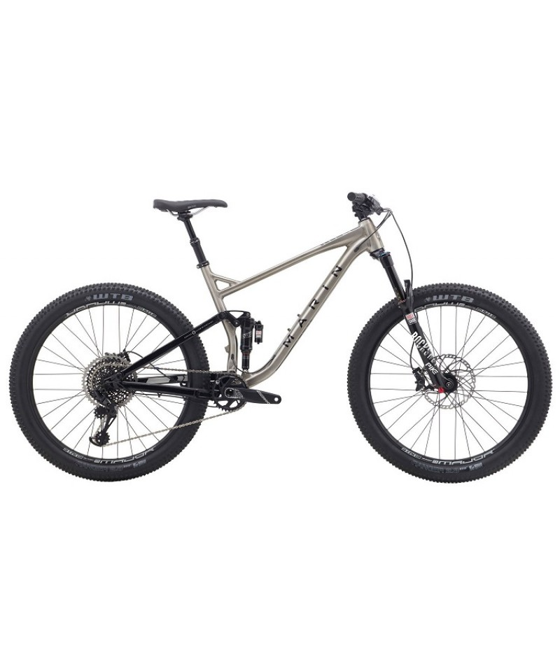 Marin B17 3 Full-Suspension Mountain Bike - 2018 Mountain Bikes