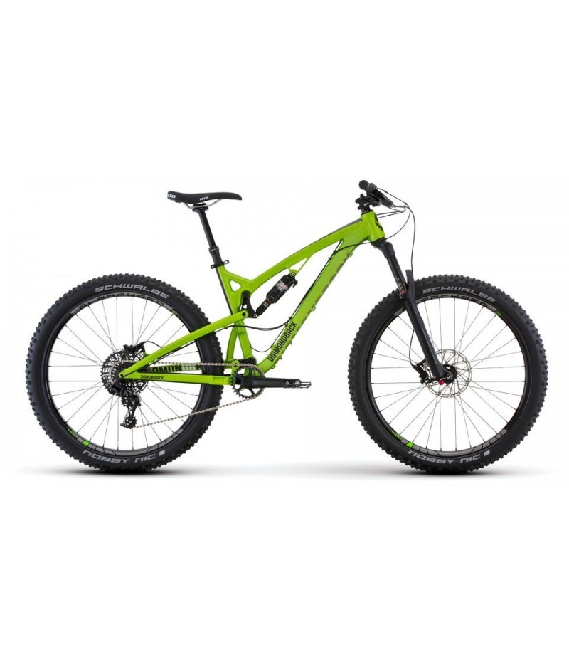 Diamondback Catch 2 27.5 Mountain Bike - 2017 Mountain Bikes