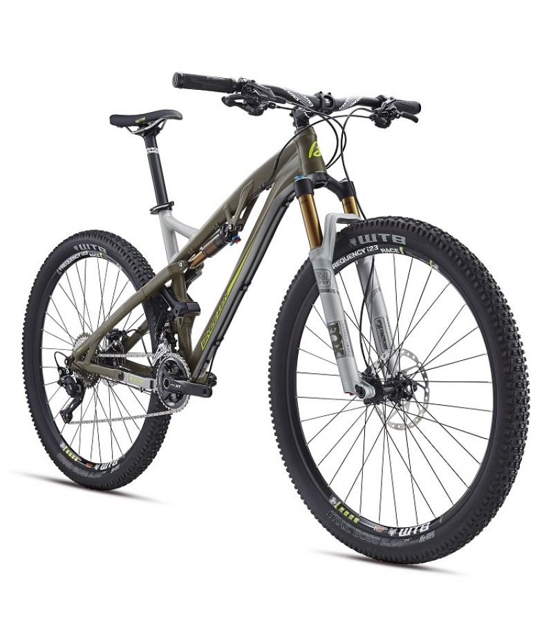 Breezer Supercell Team 29r Mountain Bike - 2017 Mountain Bikes