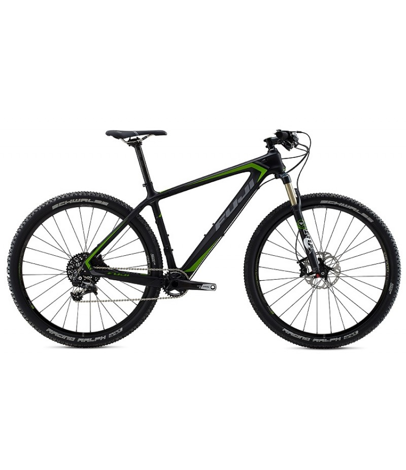 Fuji SLM 29er 1.3 Disc Mountain Bike - 2015 Mountain Bikes