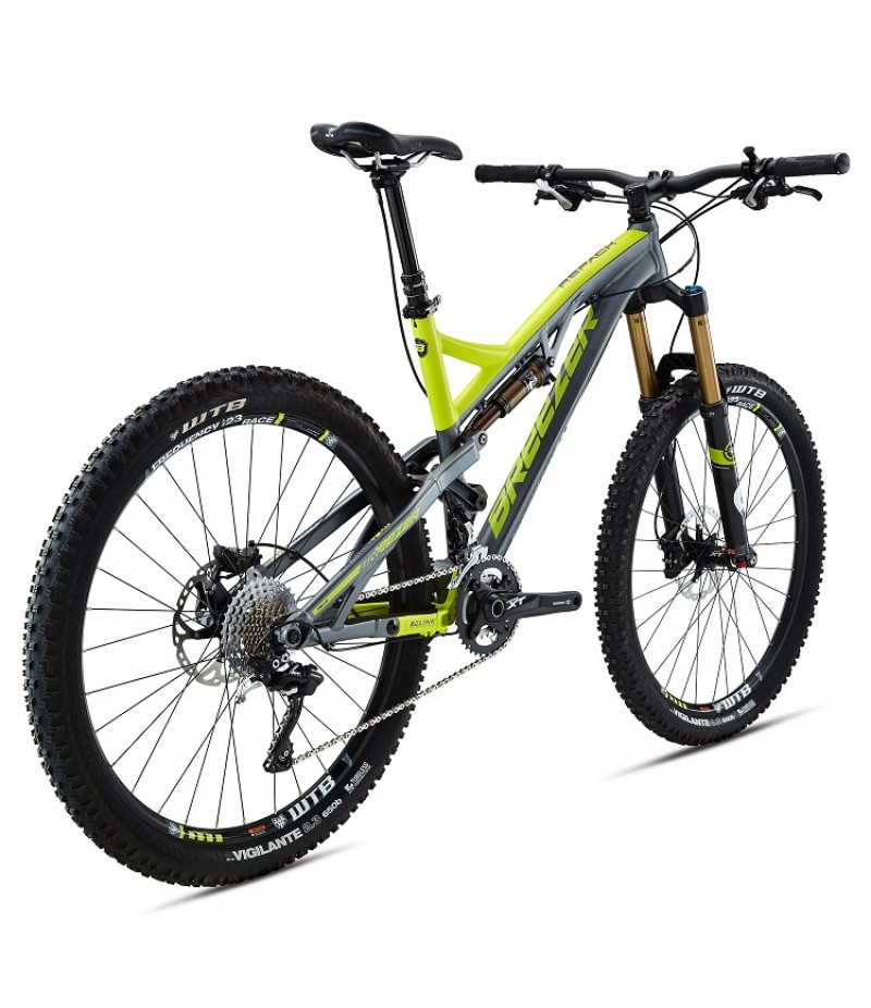 "Breezer Repack Team 27.5"" Mountain Bike - 2015 Mountain Bikes"