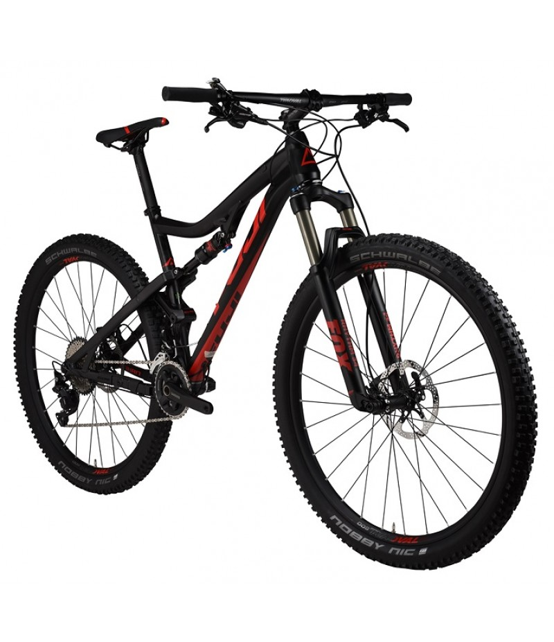 Fuji Rakan 3.4 29er Full Suspension Mountain Bike -- 2018 Mountain Bikes