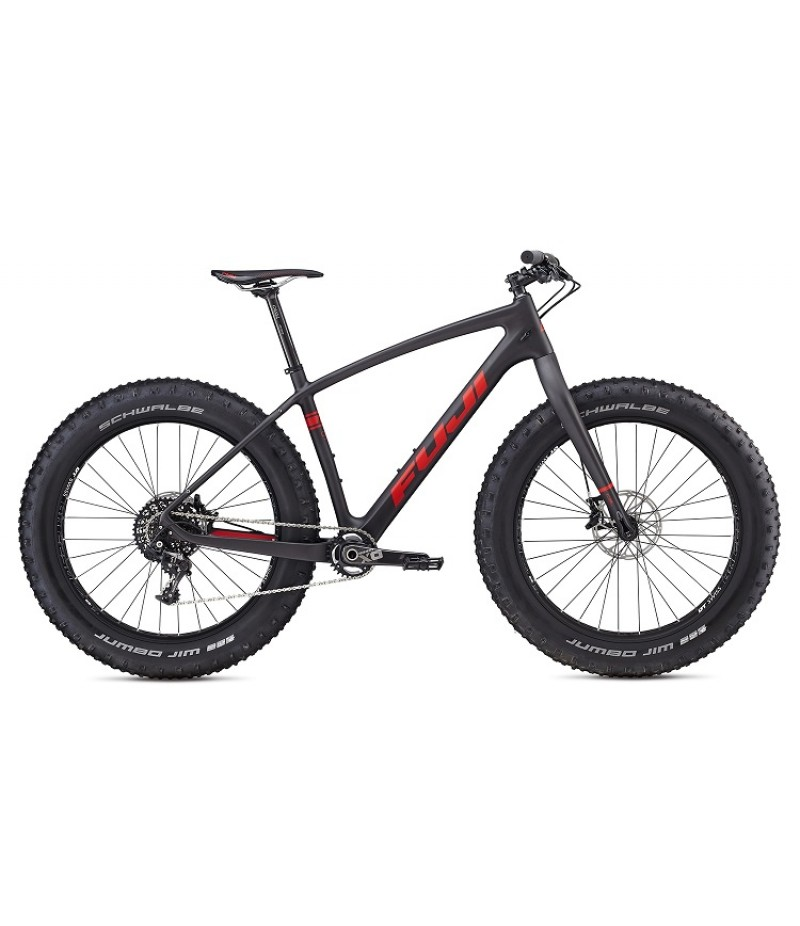 Fuji Wendigo 26 1.1 Fat Bike - 2017 Mountain Bikes