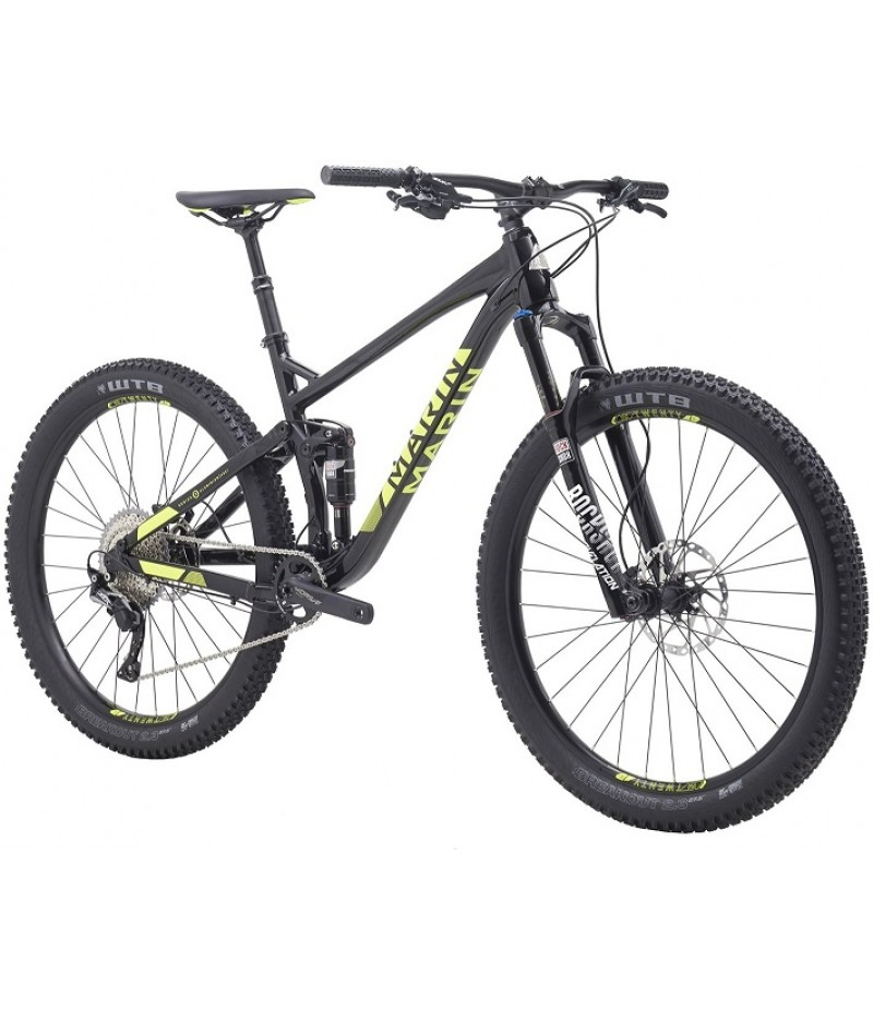 "Marin Hawk Hill 3 27.5"" Mountain Bike - 2018 Mountain Bikes"