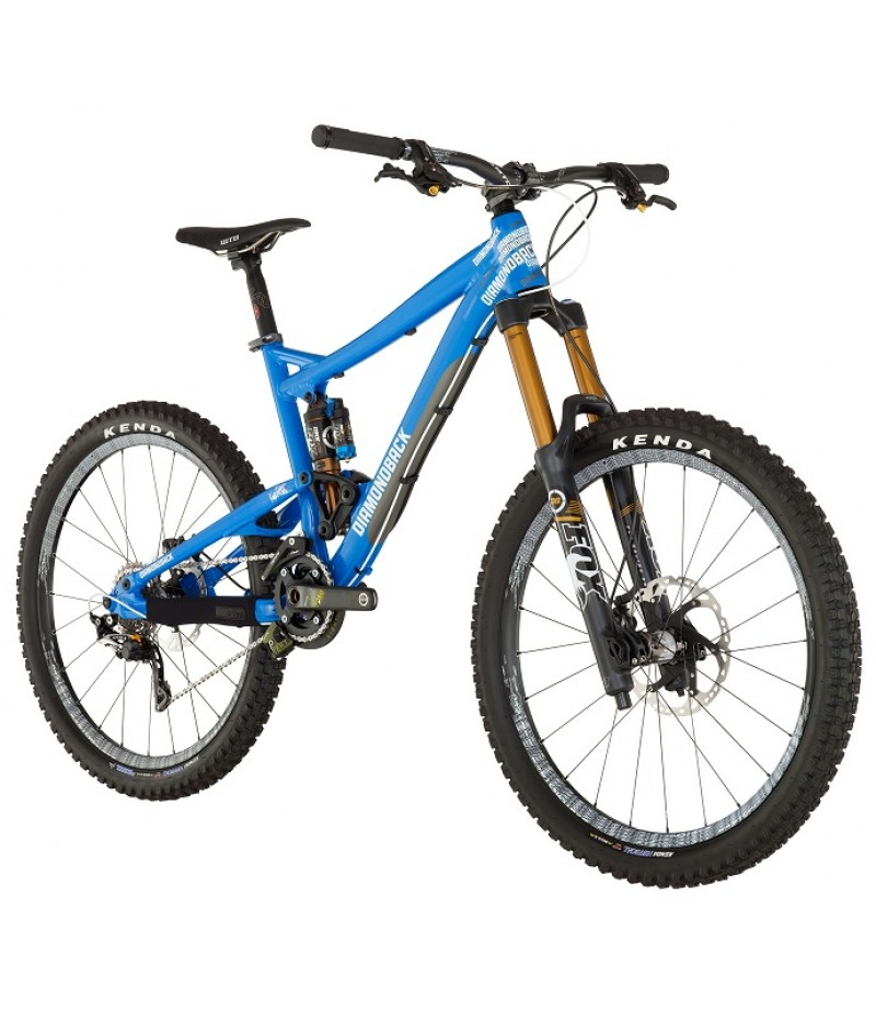 2013 Diamondback Scapegoat Full Suspension Mountain Bike Mountain Bikes
