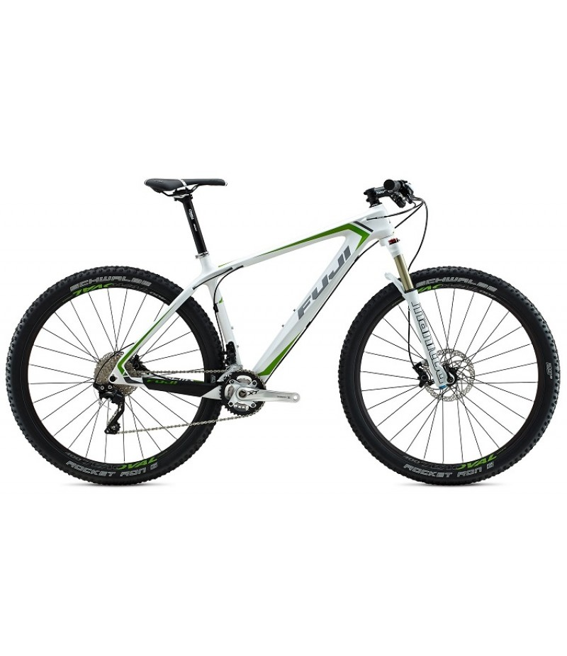 Fuji SLM 29 2.1 Disc 29er Mountain Bike - 2015 Mountain Bikes
