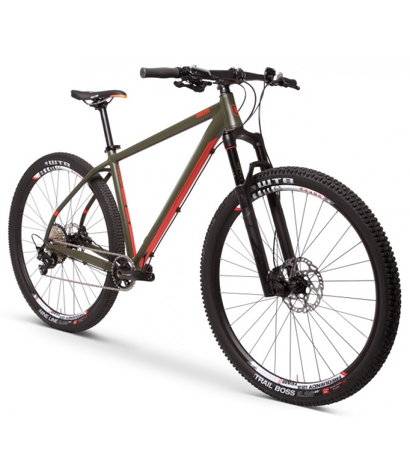 Breezer Thunder 29 Team 29er Mountain Bike - 2017 Mountain Bikes