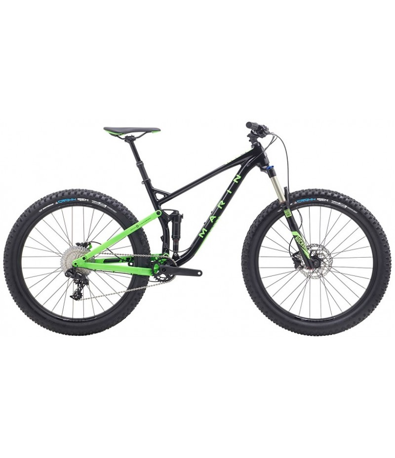 Marin B17 1 Full-Suspension Mountain Bike - 2018 Mountain Bikes