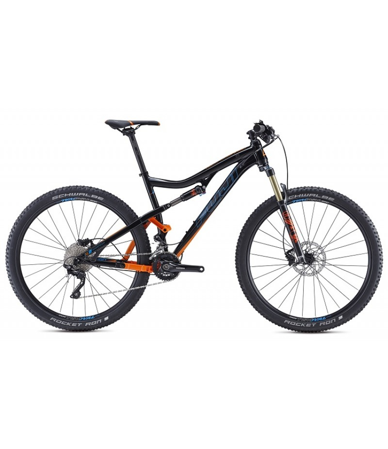 Fuji Rakan 1.5 29er Full Suspension Mountain Bike - 2016 Mountain Bikes