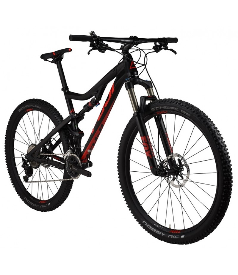 Fuji Rakan 3.5 29er Full Suspension Mountain Bike - 2017 Mountain Bikes