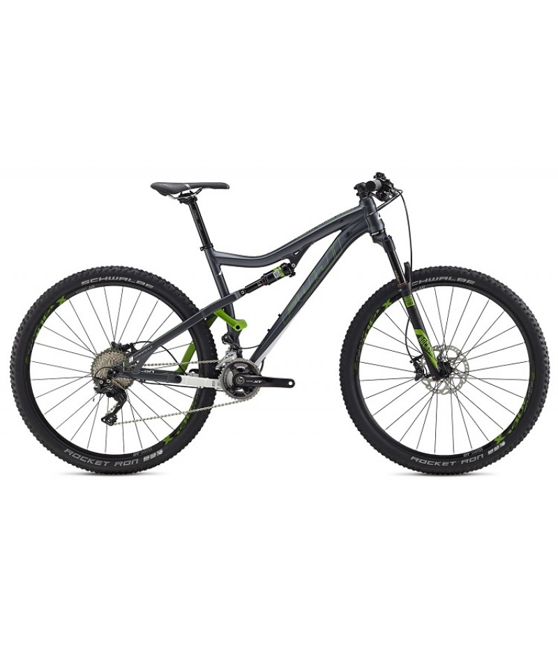 Fuji Rakan 1.3 29er Full Suspension Mountain Bike - 2016 Mountain Bikes