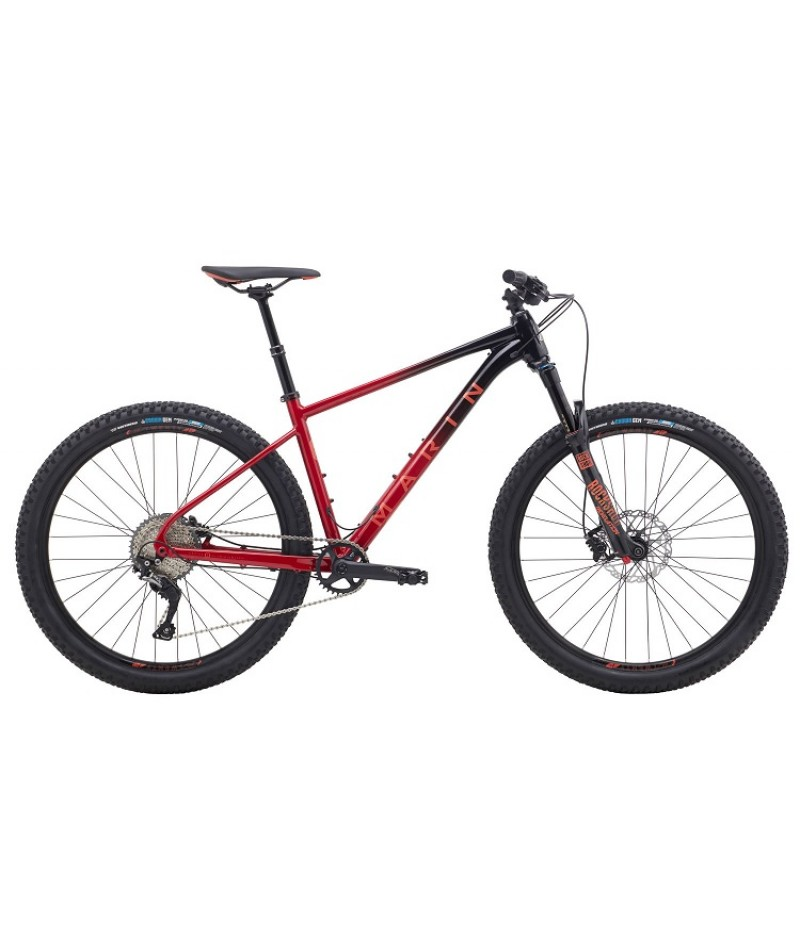 Marin Nail Trail 7 29er Mountain Bike - 2018 Mountain Bikes
