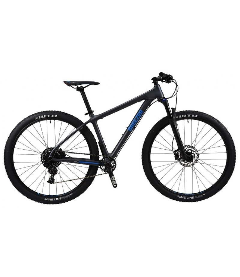 Breezer Cloud 9 Carbon 29er Mountain Bike - 2018 Mountain Bikes