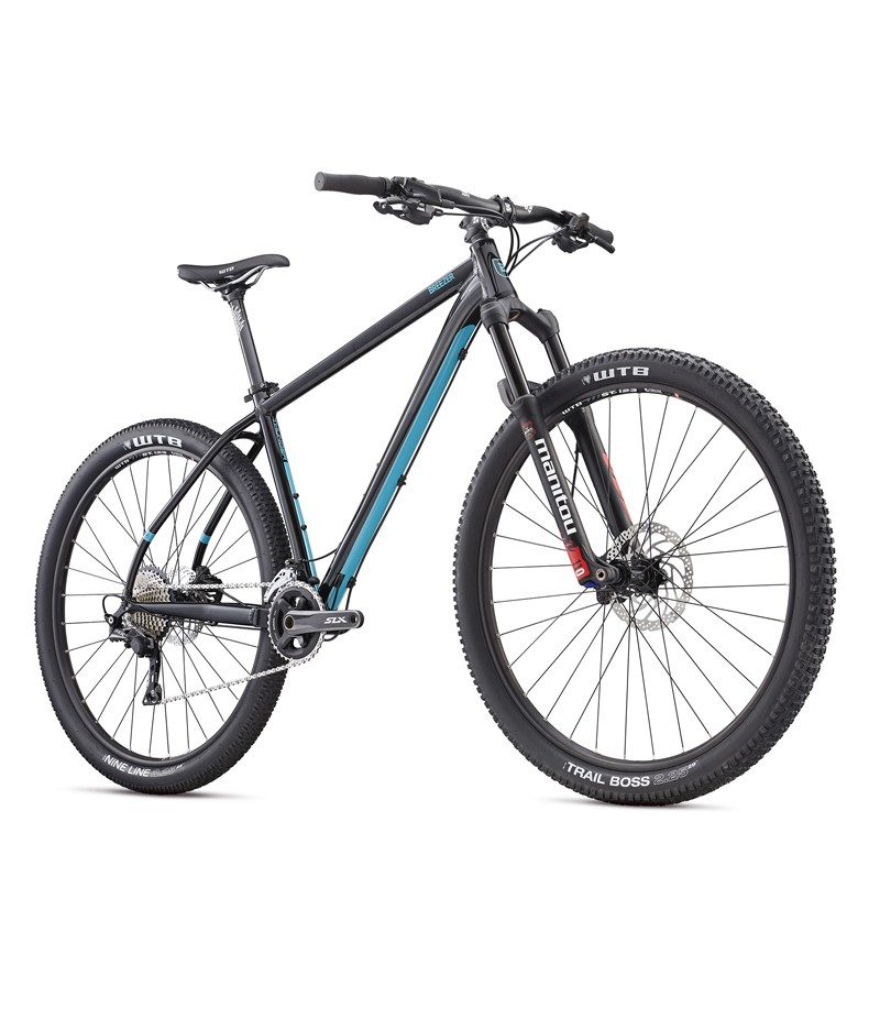 Breezer Thunder Pro 29er Mountain Bike - 2017 Mountain Bikes