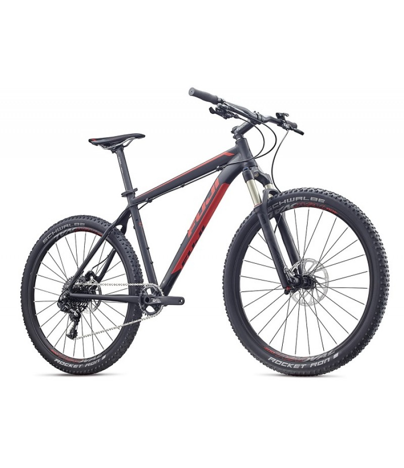 Fuji Tahoe 27.5 1.1 Mountain Bike - 2017 Mountain Bikes