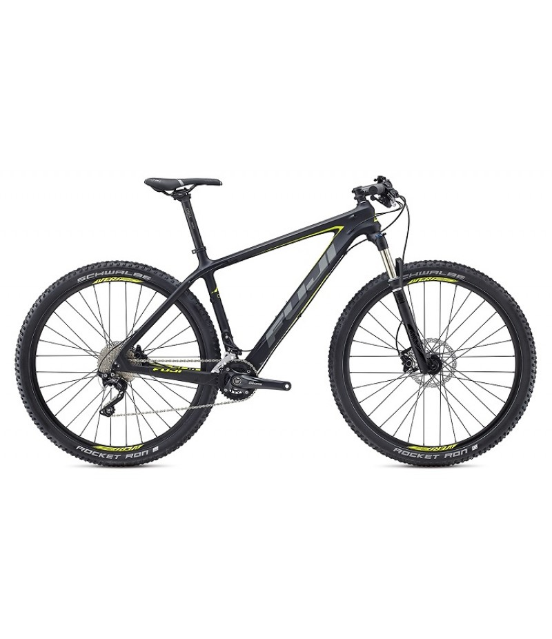 Fuji SLM 2.7 29er Mountain Bike - 2017 Mountain Bikes