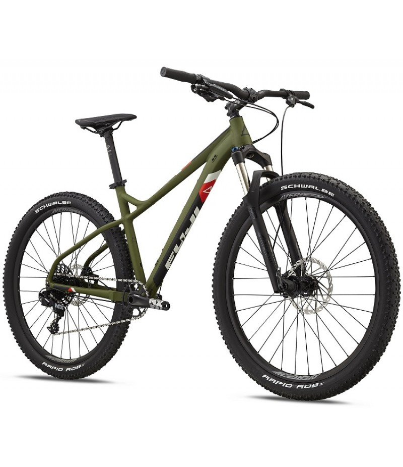 Fuji Tahoe 1.5 27.5 Mountain Bike - 2018 Mountain Bikes