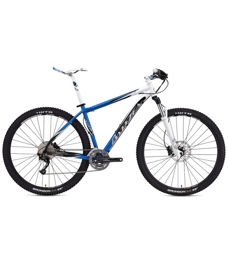 Breezer Thunder Comp 29er Mountain Bike - 2012 Mountain Bikes