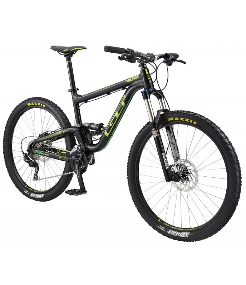"GT Verb Expert 27.5"" Mountain Bike - 2016 Mountain Bikes"