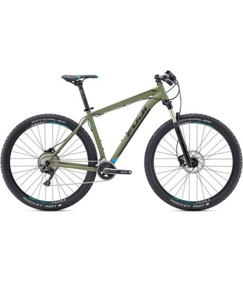Fuji Tahoe 29 1.3 Mountain Bike - 2017 Mountain Bikes