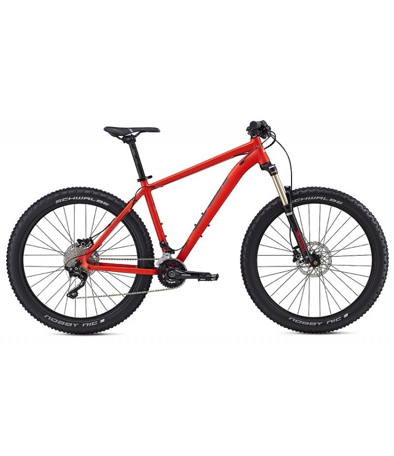 Fuji Beartooth 27.5+ 1.1 Mountain Bike - 2017 Mountain Bikes