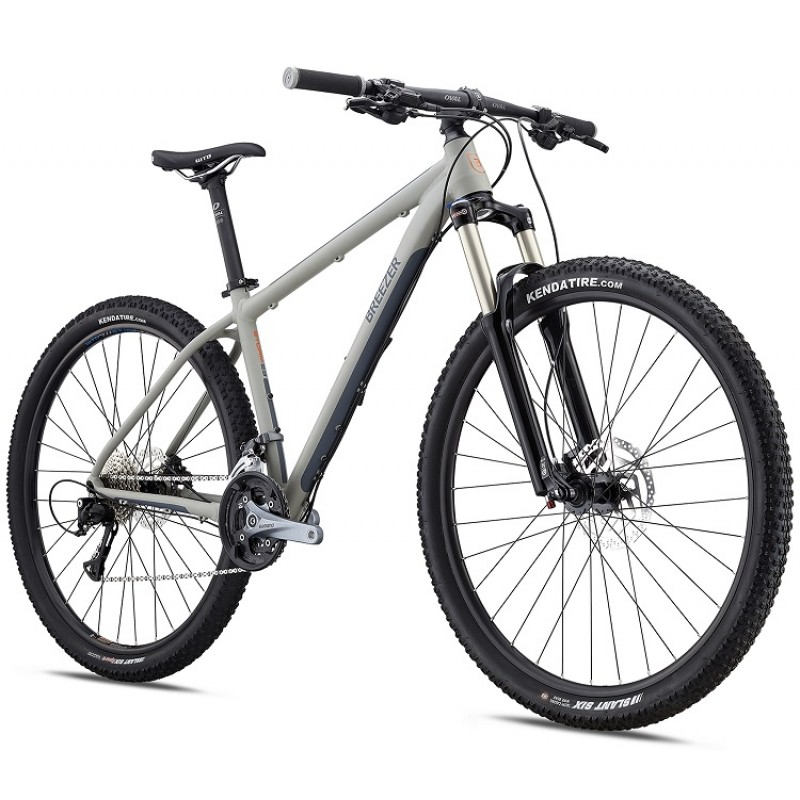 Breezer Storm 29er Comp Mountain Bike -- 2018