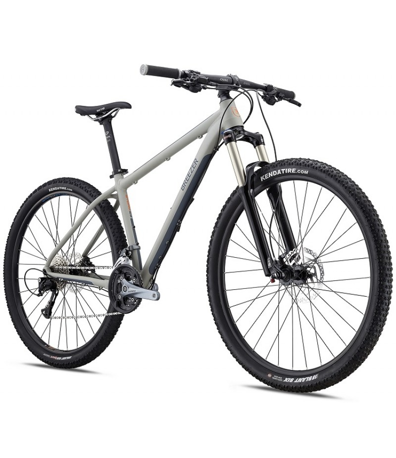 Breezer Storm 29er Comp Mountain Bike -- 2018 Mountain Bikes