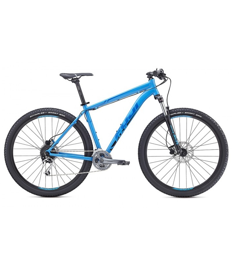 Fuji Nevada 1.3 29er Mountain Bike - 2017 Mountain Bikes