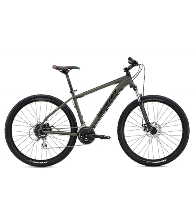 "Breezer Storm Recruit 27.5"" Mountain Bike - 2016 Mountain Bikes"