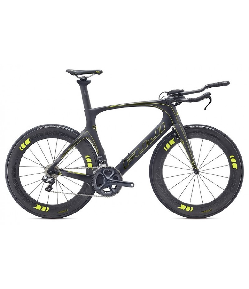 Fuji Norcom Straight 1.3 Triathlon Road Bike - 2017 Road Bikes