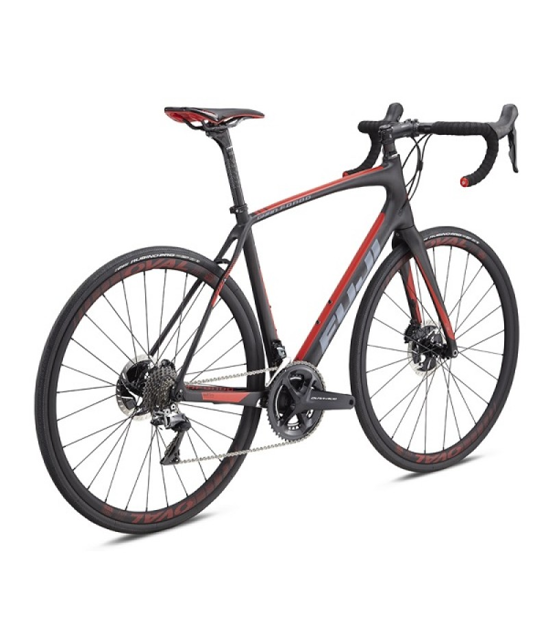 Fuji Brevet Women's Disc Road Bike - 2018 Road Bikes