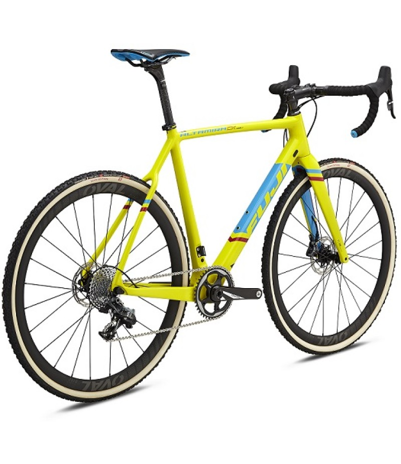 Fuji Altamira CX 1.1 Cyclocross Bike - 2018 Road Bikes