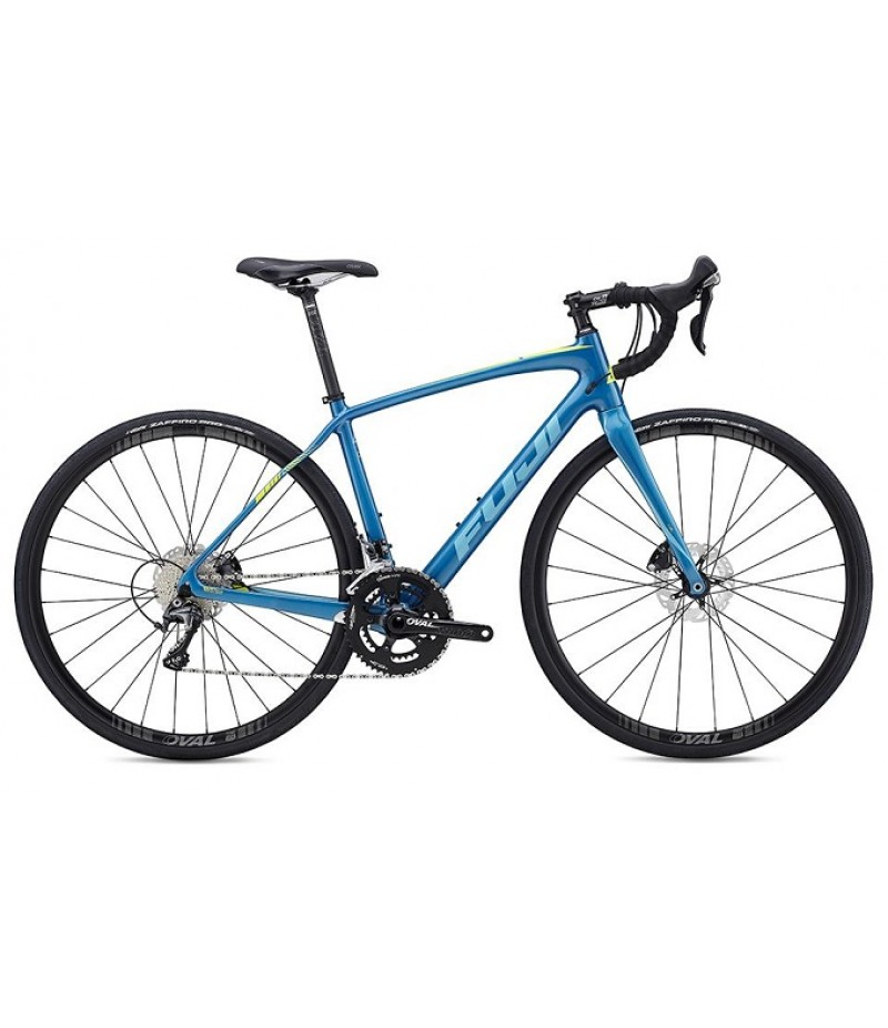 Fuji Brevet 2.1 Disc Women's Road Bike - 2018 Road Bikes