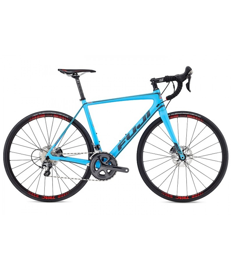Fuji SL 2.1 Disc Road Bike - 2018 Road Bikes
