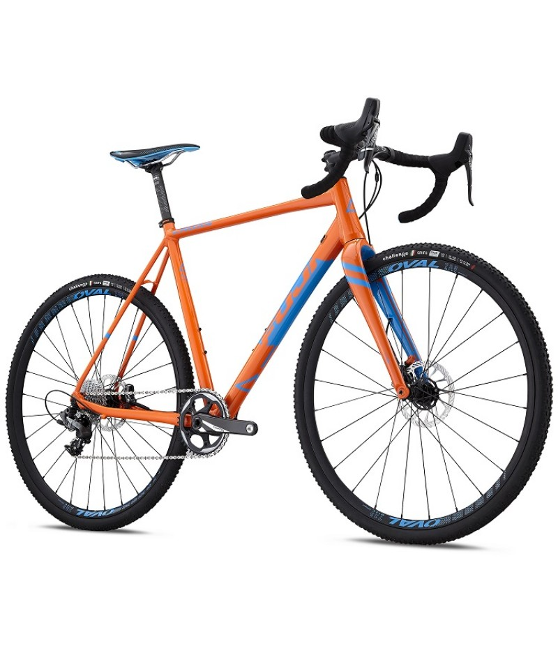 Fuji Cross 1.1 Cyclocross Bike - 2018 Road Bikes