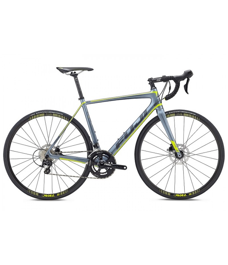 Fuji SL 2.3 Disc Road Bike - 2018 Road Bikes
