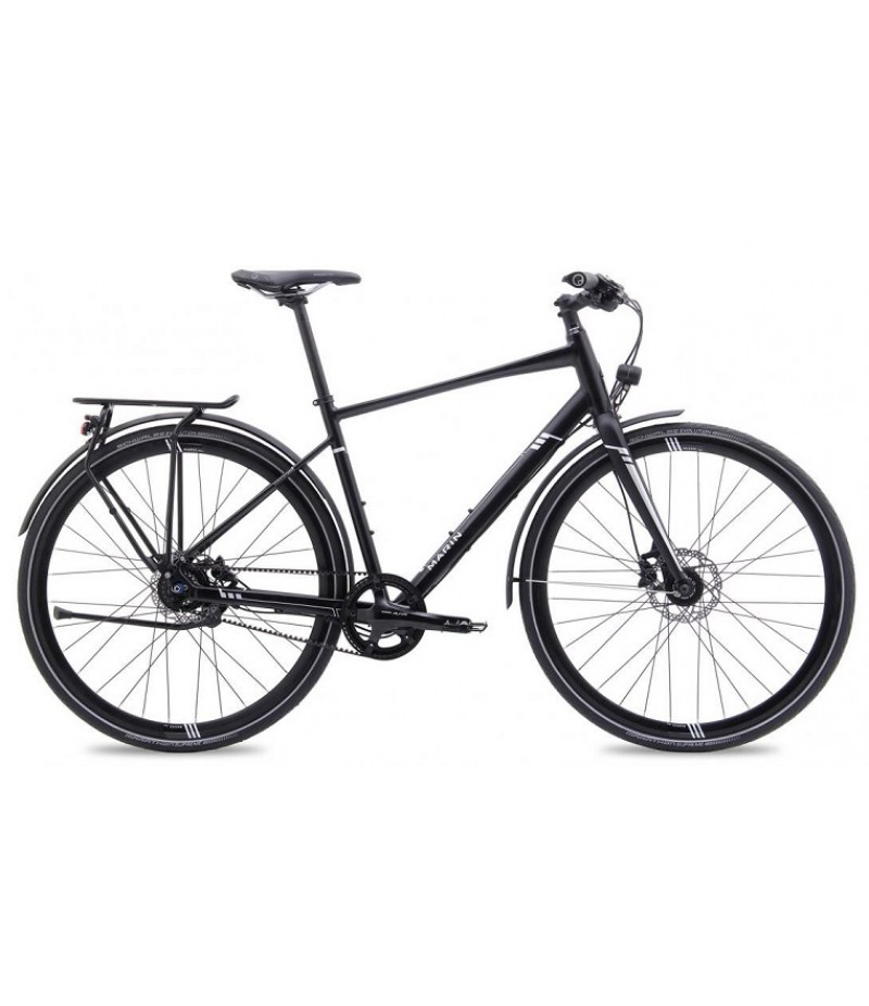 Marin Fairfax SC6 Deluxe City Bike - 2017 Road Bikes