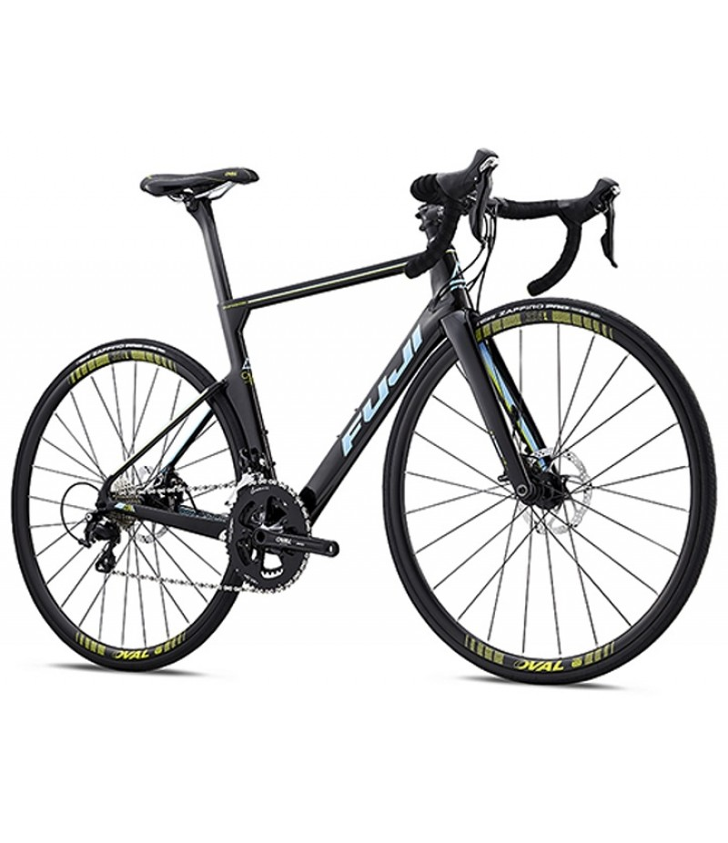 Fuji Supreme 2.5 Women's Disc Road Bike -- 2018 Road Bikes