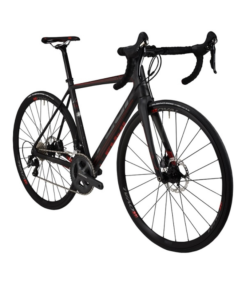 Fuji SL 2.1 Disc Road Bike - 2017 Road Bikes