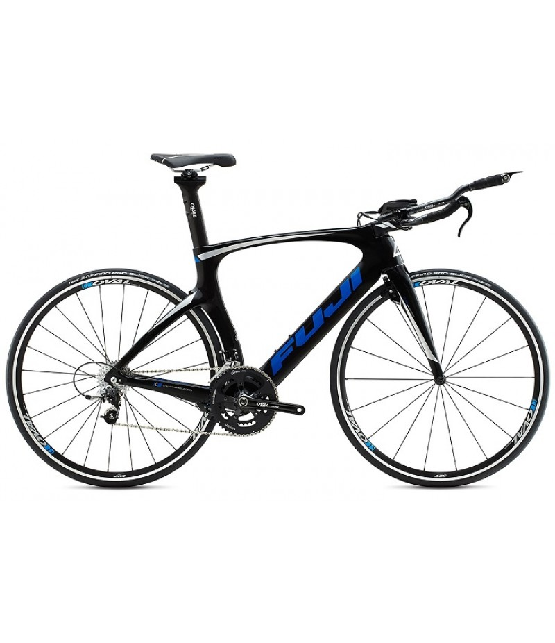 Fuji Norcom Straight 2.3 Triathlon Road Bike - 2015 Road Bikes