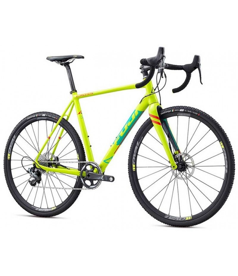 Fuji Cross 1.1 Cyclocross Bike - 2017 Road Bikes