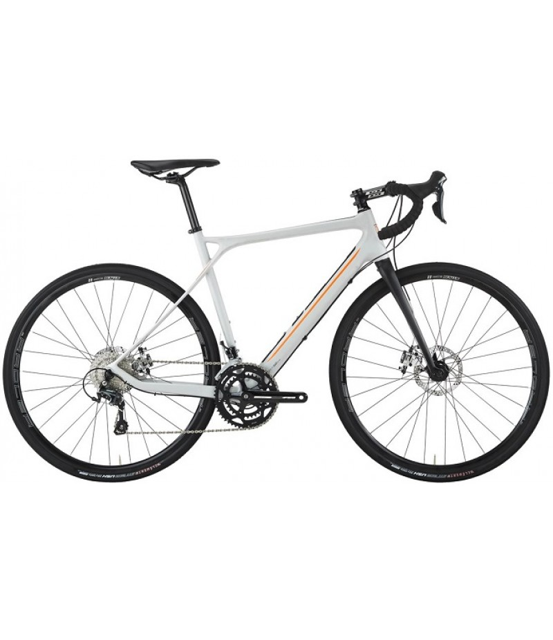 GT Grade Carbon Tiagra Gravel Bike - 2017 Road Bikes