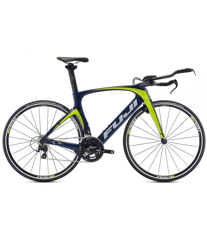 Fuji Norcom Straight 2.5 Triathlon Road Bike - 2016 Road Bikes