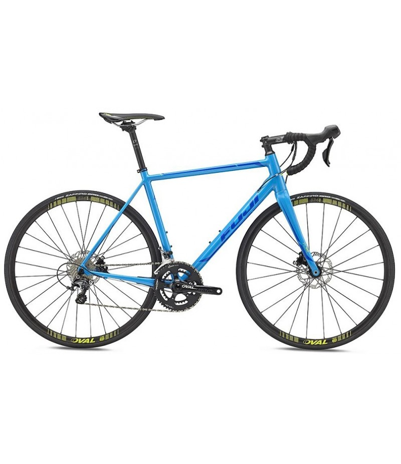 Fuji Roubaix 1.1 Disc Road Bike - 2018 Road Bikes