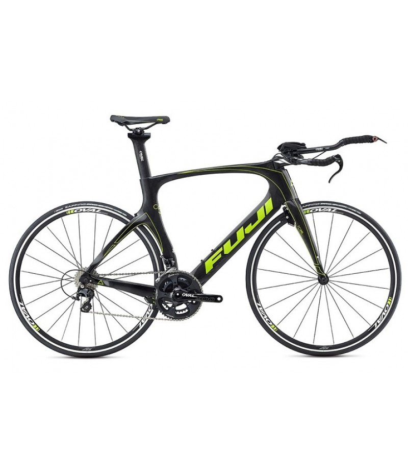 Fuji Norcom Straight 2.3 Triathlon Road Bike - 2017 Road Bikes