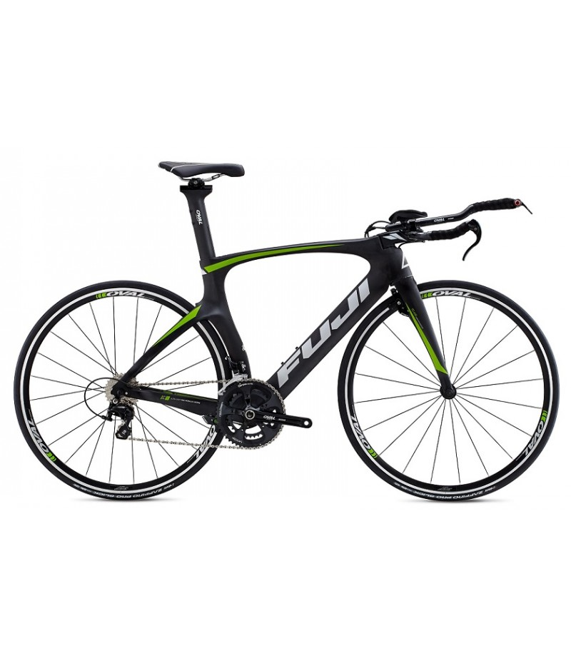Fuji Norcom Straight 2.5 Triathlon Road Bike - 2015 Road Bikes