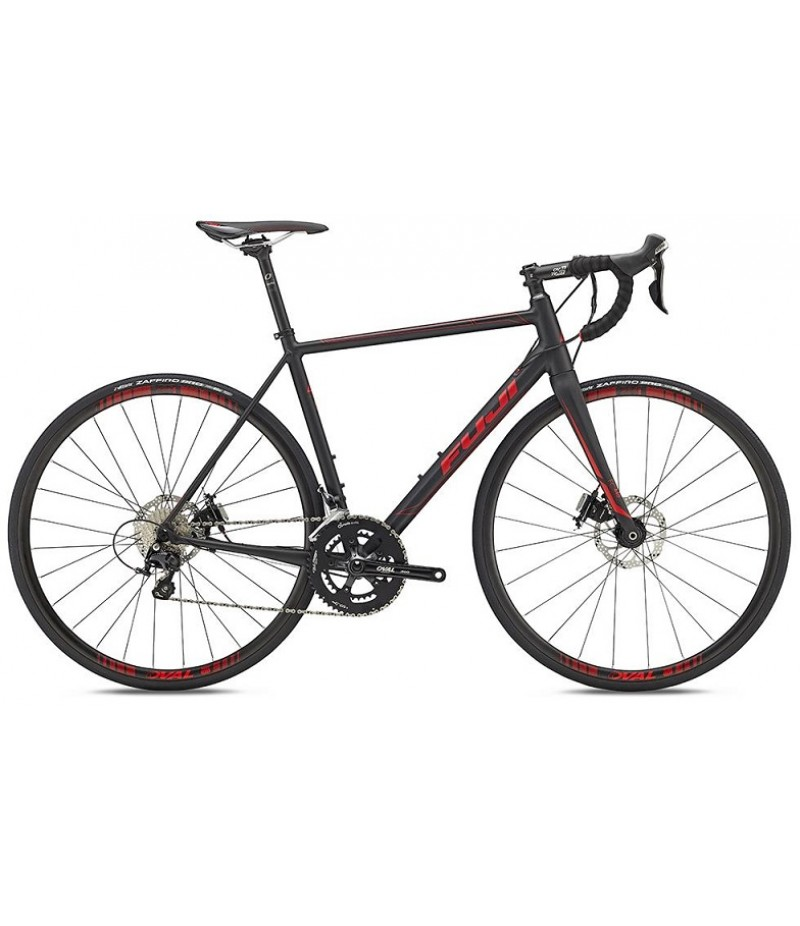 Fuji Roubaix 1.3 Disc Road Bike - 2018 Road Bikes